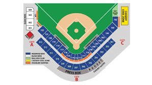 Marlins Stadium Seating Chart Roger Dean Chevrolet Stadium Miami Marlins