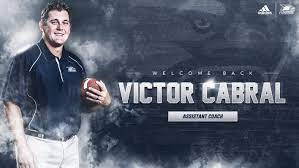 Victor Cabral Hired as Assistant Coach at Georgia Southern - Georgia  Southern University Athletics