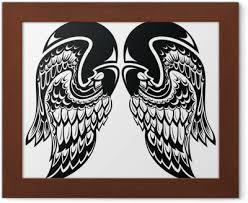 Anděl Wingstattoo Křídla