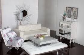 Patterned Living Room Chairs Uncategorized Simple And Elegant Living Room With White Sofa And