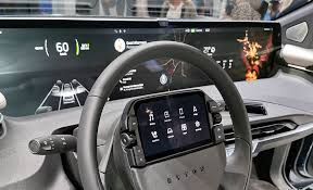 Car Ux Design Automotive Ux Highlights From Iaa 2019 Ux Collective