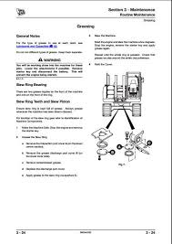 excavator a repair manual store maintenance troubleshooting procedures for tracked excavators all major topics are covered step by step instruction diagrams illustration wiring