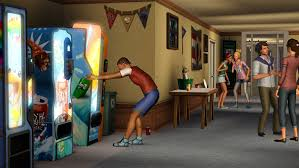 Vending Machine Related Deaths Awesome The Sims 48 University Life Waiters New Death Confirmed The