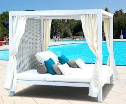 exclusive idea providence outdoor daybed collections ideas canopy pertaining to decorations 9