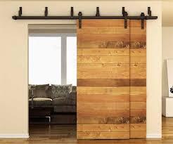luxury 5ft 8ft horseshoe sliding door fittings barn wood door hardware of keyword
