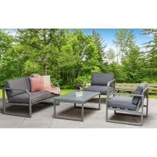 alarna 2 seater sofa set outdoor
