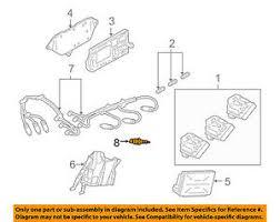 pontiac gm oem 99 01 grand am 3 4l v6 ignition spark plug 19301810 image is loading pontiac gm oem 99 01 grand am 3