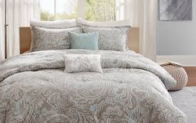 full size of bed grey paisley bedding blue designs grey bedding paisley clic white and