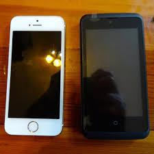 ZTE Open C vs iPhone 5S - 1