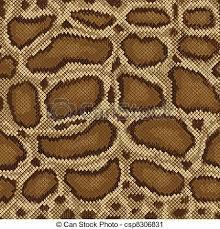 Python Pattern Enchanting Python Pattern Detailed Seamless Python Snake Skin Pattern
