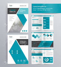 Business Profile Design Template Page Layout For Company Profile Annual Report Brochure And