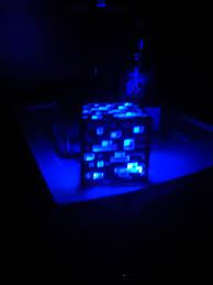 Diamond Ore Light A Pretty Nice Minecraft Diamond Ore Night Light Minecraft