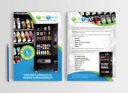 Vending Machine Brochure Gorgeous Page 48 Marketing Material For Vending Machine Company By Gezzyd