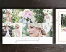 bridal shoot flyers photography marketing wedding photographer flyer design