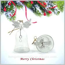 bulk angel ornaments wings ornament lovely whole spun hand blown painted glass of ceramic