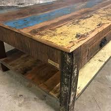 sarah reclaimed wood coffee table furniture e88
