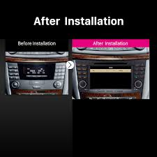 car dvd player for 2004 2011 mercedes benz cls w219 with gps radio  at 2006 Mercedes Cls500 Bluetooth Wiring Diagram