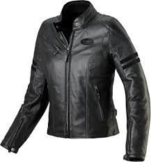 spidi sport womens ace armored leather jacket