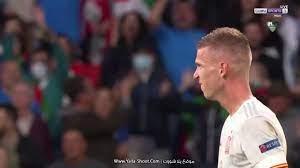 شاهد فيديو أهداف وركلات ترجيح ايطاليا واسبانيا كاملة | 🔥بيلا تشاو🔥 | ملخص  مباراة ايطاليا واسبانيا أمس في قبل نهائي اليورو 2020 - كورة في العارضة