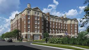 groundbreaking occurs for hilton garden inn homewood suites charlotte southpark in north ina