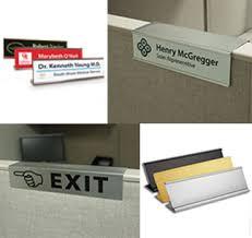 office cube door. Office \u0026 Cubicle Nameplates Cube Door