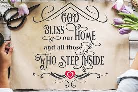 Choose from 9600+ monogram graphic resources and download in the form of png, eps, ai or psd. Bless Our Home Svg House Svg Nest Svg Printable All Those Who Step Inside Words Quote Love Svg House D Free Svg Files Monogram Svg Free Files Free Svg