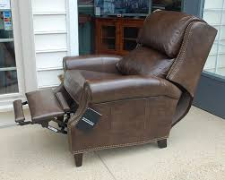 Bradington Young 3020 Huss 3 Way Lounger in leather 9896 95 A
