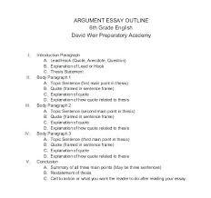 7 Paragraph Essay Outline 7 5 Paragraph Essay Outline Basic Job Letter Template Simple Format