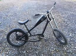 jesse james west coast chopper bicycle lowrider ebay