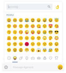 emoji text discord emoji list