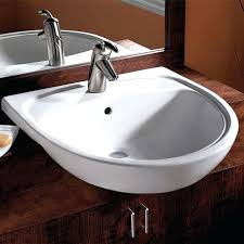 medium size of bathroom sink or one piece with and countertop 1 kitchen