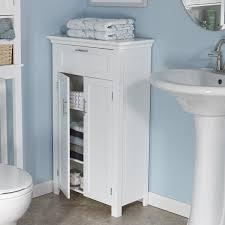 Amazon RiverRidge Home Somerset 2 Door Floor Cabinet White