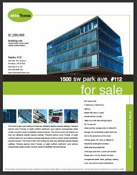 Commercial Flyers Real Estate Flyers Dont Have To Be Ugly Commercial Real Estate