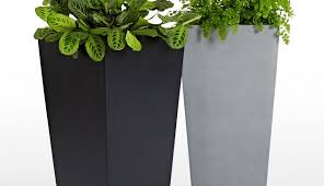 astounding plants delivered pots tall hanging large garden and wall outdoor gardening marvelous rectangular planters