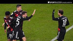Aber die bayern sind eben die bayern. Fc Bayern In Noten Die Einzelkritik Zum Sieg Gegen Den Vfb Stuttgart Sportbuzzer De