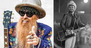 ZZ Top's Billy Gibbons and his 13 ...