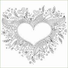25 Zoeken Hart Met Vleugels Kleurplaat Mandala Kleurplaat Voor