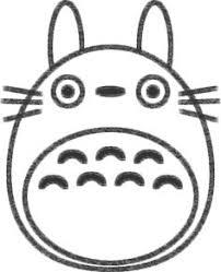 かわいいトトロの絵の書き方簡単手描きイラスト Studio Ghibli