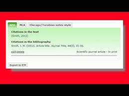 Citation Machine  MLA Footnotes       Worth