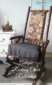38 best rocking chairs images on Pinterest   Chairs, Antique ...