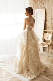 best 25 rustic wedding dresses ideas