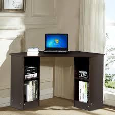 L Shaped Modern Desk Yaheetech Modern Home Office Corner L Shaped Computer Desk With