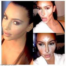 what does it really mean to highlight and contour your face with makeup