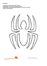 Uomo Ragno Da Colorare Con Disegni Di Spiderman Da Colorare E