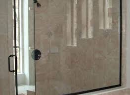 shower water guard glass screen