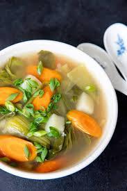 instant pot vegetable soup whole30