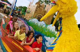 seaworld san antonio sesame street bay of play big bird