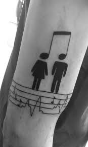 Music tattoos always convey a message. 101 Genius Music Tattoos That You Ll Want To Get For Yourself