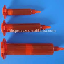 Us Type Dispenser <b>Liquid Syringe</b> 3cc/5cc/<b>10cc</b>/30cc/55cc Glue ...