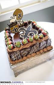 Grooms Cakes At Weddings In New Orleans